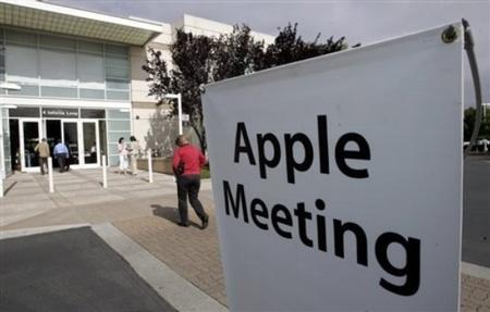 Assamblea de accionistas de Apple: sin novedad en el frente 3