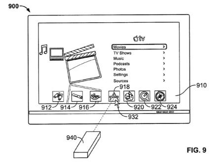 apple_patente_mando_distancia