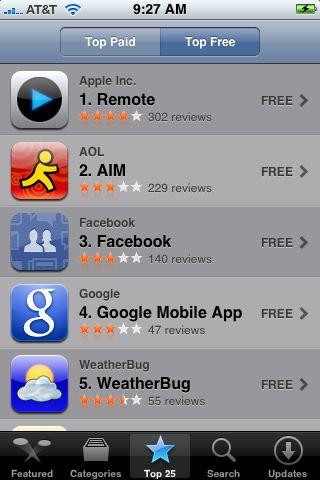 Apple elimina aplicaciones que reproducen contenido web de la App Store 3