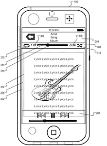 apple-lyrics-patent