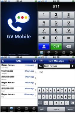 Google Voice para iOS prácticamente aprobada en la App Store 3