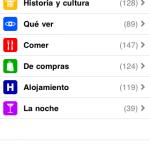 Guías gratuitas de ciudades españolas de BeeLoop 3