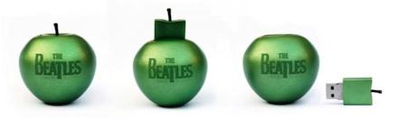 Beatles_manzanaUSB
