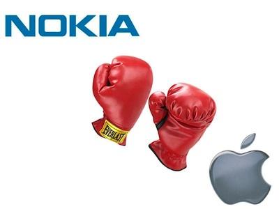Nokia amplía la demanda en contra de Apple, ahora incluye el iPad 3