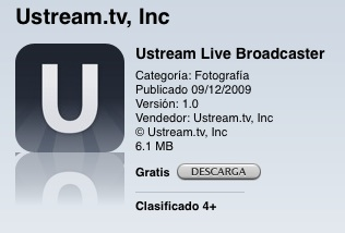 Ustream_Live_broadcaster_App_ico