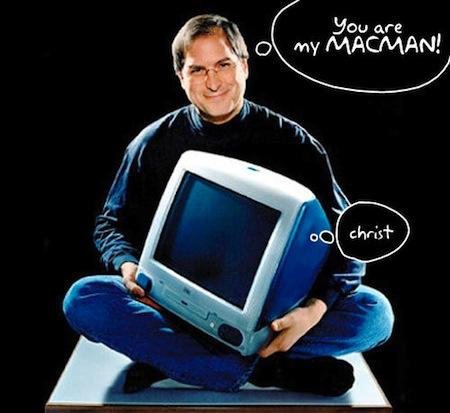 El iMac podría haberse llamado como un superhéroe 3
