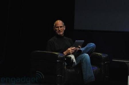 Apple keynote: Steve Jobs presenta el iPad y muestra algunas funciones 7
