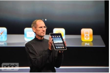 Apple Keynote: Steve Jobs desvela parte de las especificaciones del iPad 6