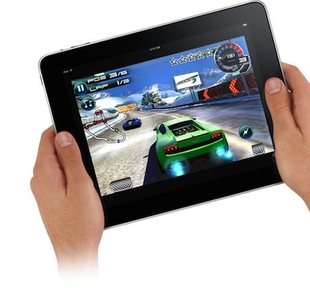 iPad: El porqué del ancho marco y la falta de cámara 3