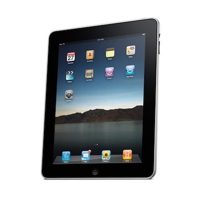 iPad: Primera imagen oficial procedente de Apple 3