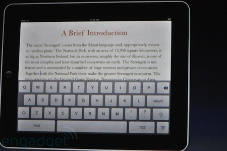 Apple Keynote: Un iWork totalmente desarrollado desde cero para el iPad 6
