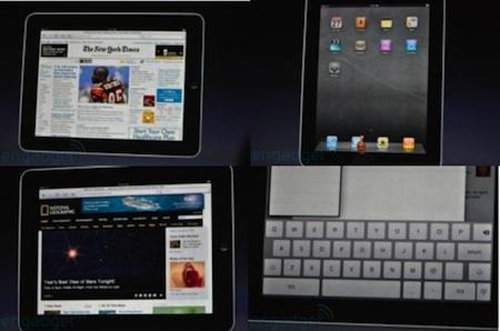 Apple keynote: Steve Jobs presenta el iPad y muestra algunas funciones 8