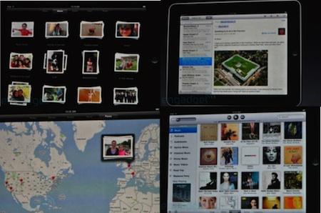 Apple keynote: Steve Jobs presenta el iPad y muestra algunas funciones 9