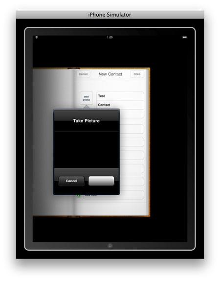 El iPhone OS 3.2 es específico para la iPad y podría ser compatible con cámara de vídeo 3