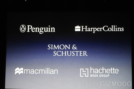 ¿Porqué Apple no mencionó a McGraw-Hill en la presentación del iPad? 3