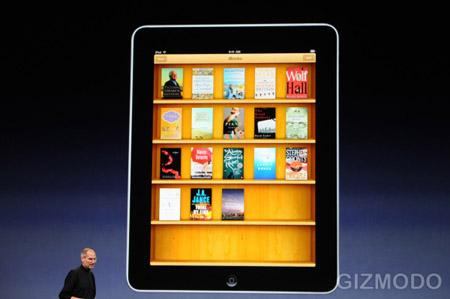 Apple Keynote: el iPad también es un lector de publicaciones electronicas 3