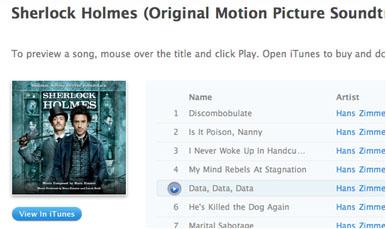 La iTunes Music Store representa el 66% del mercado de música digital 3