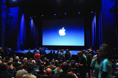 Todo listo para el evento de Apple 3
