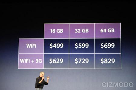 Apple Keynote: Coste, disponibilidad y detalles de las subvenciones del iPad 6