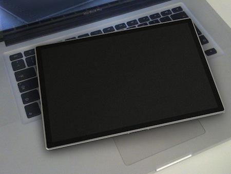 """Otras imagenes que se dicen que muestran """"el tablet de verdad"""" 6"""