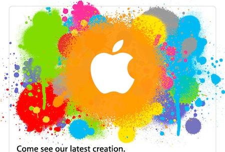 Las acciones de Apple aumentan de precio justo después del anuncio del evento del 27 de Enero 3