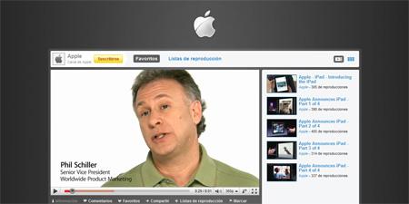 Apple podría haber abierto canal oficial en YouTube (Ahora si) 3