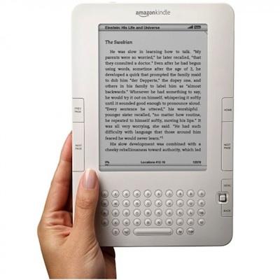 """Amazon reacciona al iPad y compra una compañía con una tecnología """"superior"""" para el nuevo Kindle 3"""