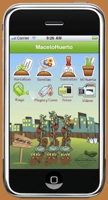 Macetohuerto para iPhone: Tu guía para cultivar hortalizas en un entorno urbano 3