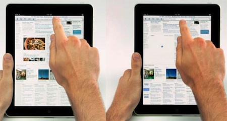 Apple vuelve a mostrar el iPad con Flash y retoma la publicidad engañosa 3