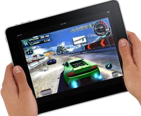 Apple confirma que el iPad lleva el mismo hardware gráfico que el iPhone e iPod touch 3