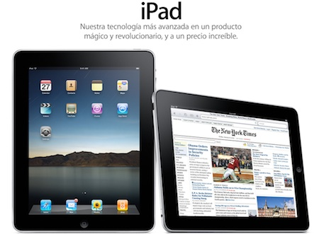 El iPad se podría reservar a partir del 25 de Febrero 3