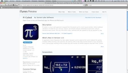 iTunes Preview empieza a mostrar aplicaciones en el navegador 3