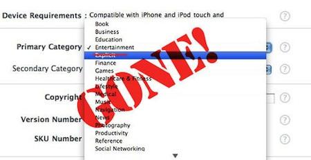 La categoría de aplicaciones 'Explícitas' desaparece de iTunes, y no se implementará en breve 3