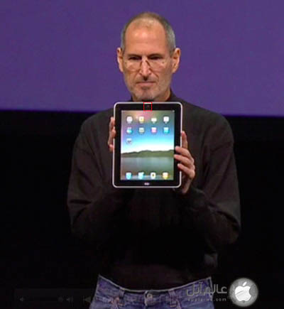 Rumor: el iPad podría contar con orificio para cámara frontal 3
