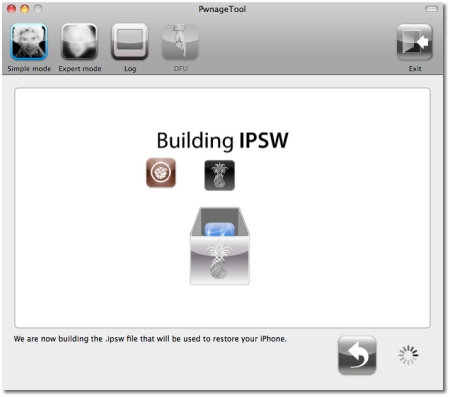 El DevTeam libera el PwnageTool 3.1.5 para Mac OS X 3