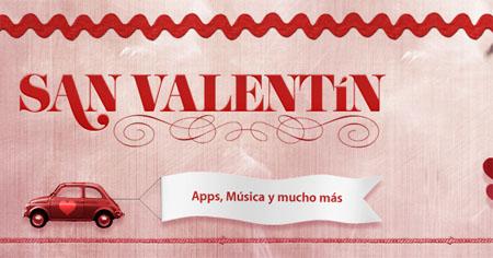 Apple añade sección dedicada a San Valentín en la iTunes Music Store 3