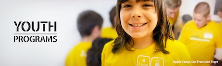 Apple anuncia 'Youth Programs', las jornadas de juventud en las Apple Store 3