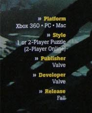 Portal 2 confirmado para Mac 3