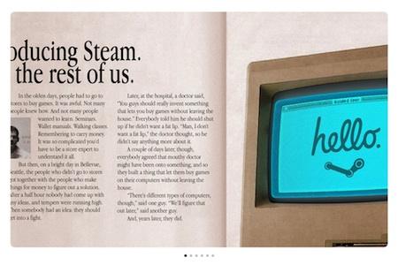 Oficial: Steam llega finalmente a Mac 5