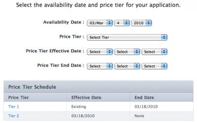 Desarrolladores ahora podrán fijar la fecha de lanzamiento de sus aplicaciones en la App Store 3