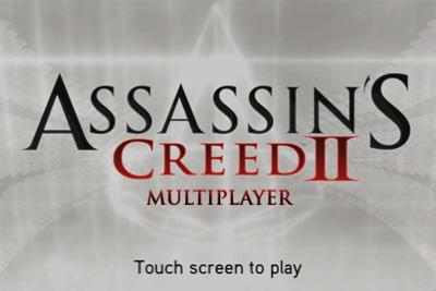 Ubisoft lanza Assassin's Creed II Multiplayer en la App Store gratis por 48 horas 3