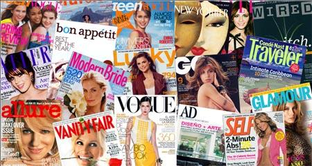 Condé Nast confirma la llegada de varias revistas al iPad 3