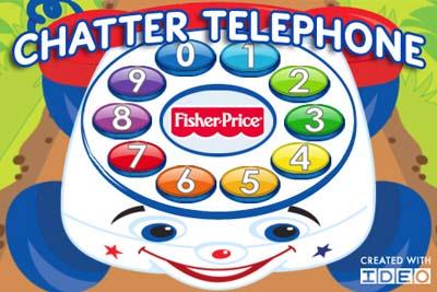 Fisher-Price presenta 3 nuevas aplicaciones para el iPhone 3