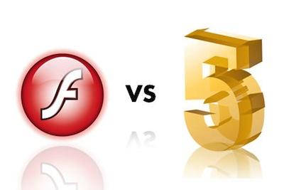 Una comparativa entre Adobe Flash y HTML5 desvela que no hay un claro ganador 3