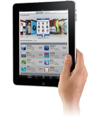 Apple anuncia una sección específica para iPad en la App Store 3