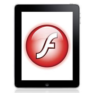 La falta de Flash en el iPad es culpa de Internet Explorer 3