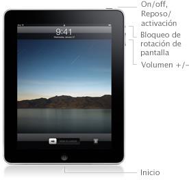"""Apple cambia en el iPad el botón de función """"Silencio"""" por """"Bloqueo de rotación de pantalla"""" 6"""
