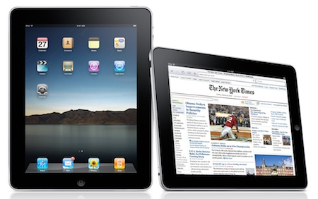 El iPad tiene menos aplicaciones de serie que el iPhone, pero podrían esconderse en un Dashboard 3