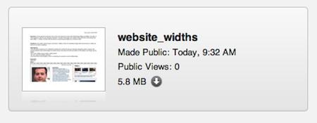 Apple actualiza iWork.com y ahora permite compartir documentos en el iPod touch, iPhone e iPad 8