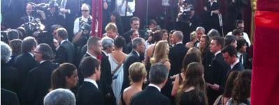 Steve Jobs asiste a la ceremonia de los Oscars 5